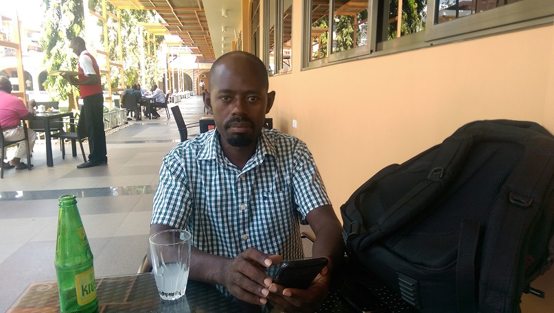 Charles Mwanguya - Communication Manager von CCEDU