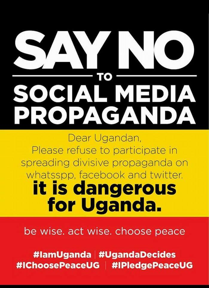 SayNoToSocialMediaPropaganda-NewVisionFB-Page, 15.2.16. 21.30Uhr