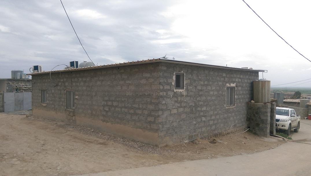 Pressezentrum in Machmur