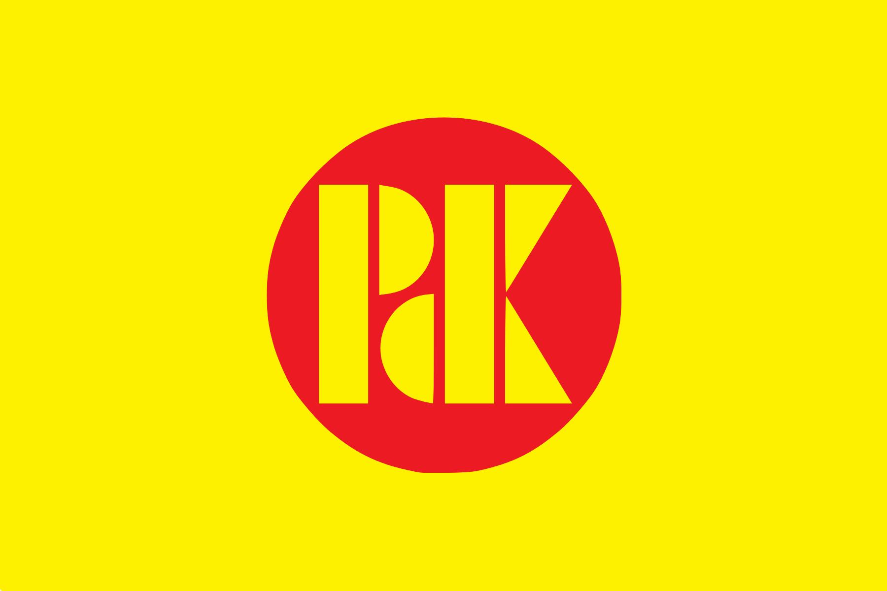 Logo der KDP.