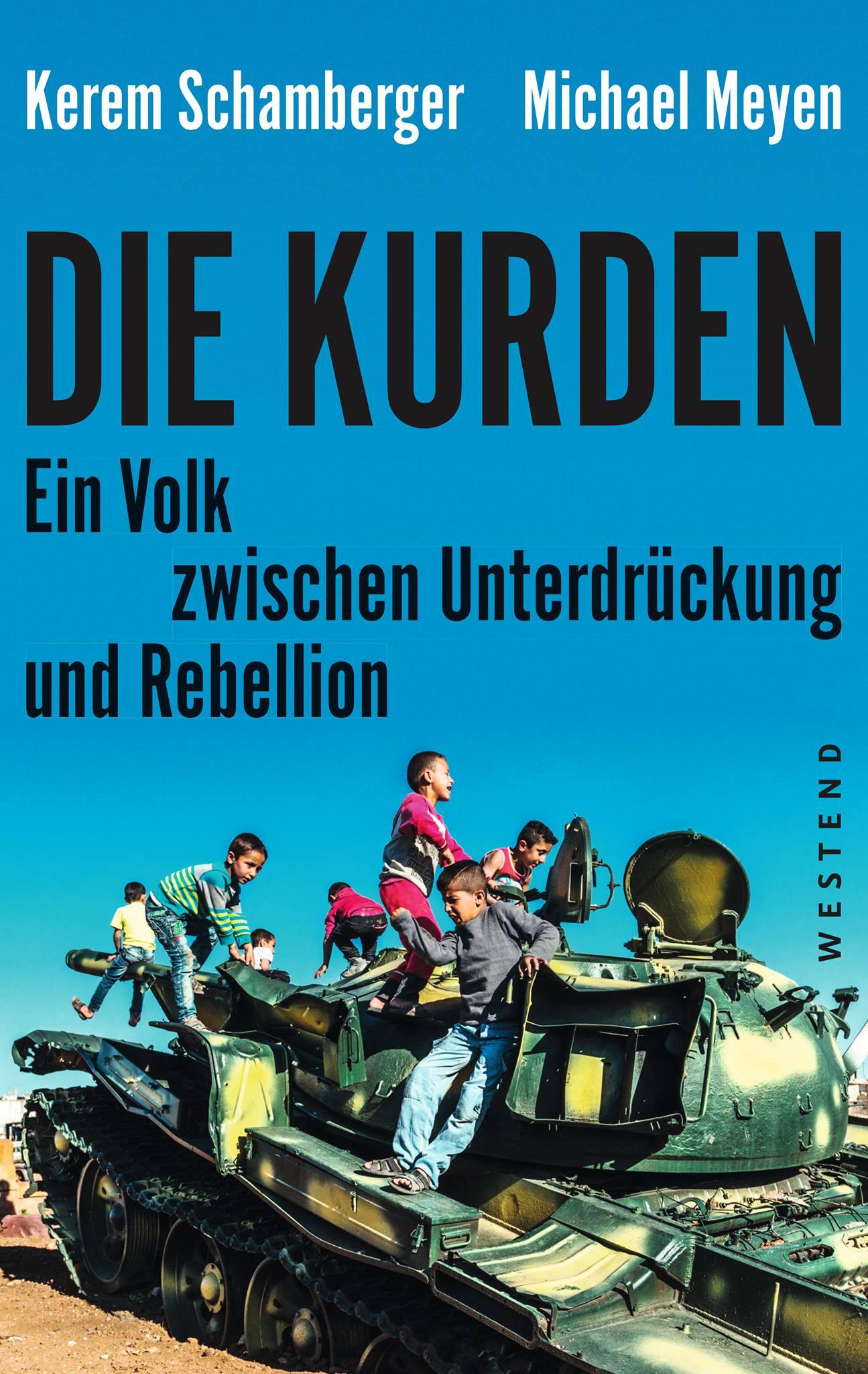 """Mein erstes Buch erscheint am 4. September: """"Die Kurden – Ein Volk zwischen Unterdrückung und Rebellion"""""""