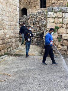 Farkha in Palästina braucht in Corona-Zeiten unsere Unterstützung