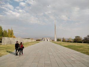 Armenien im Krieg – Eindrücke einer Delegationsreise
