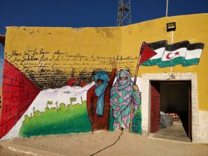 Im Land des Sandes – Westsahara Tag 1