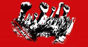 Mit der Bitte um Solidarität